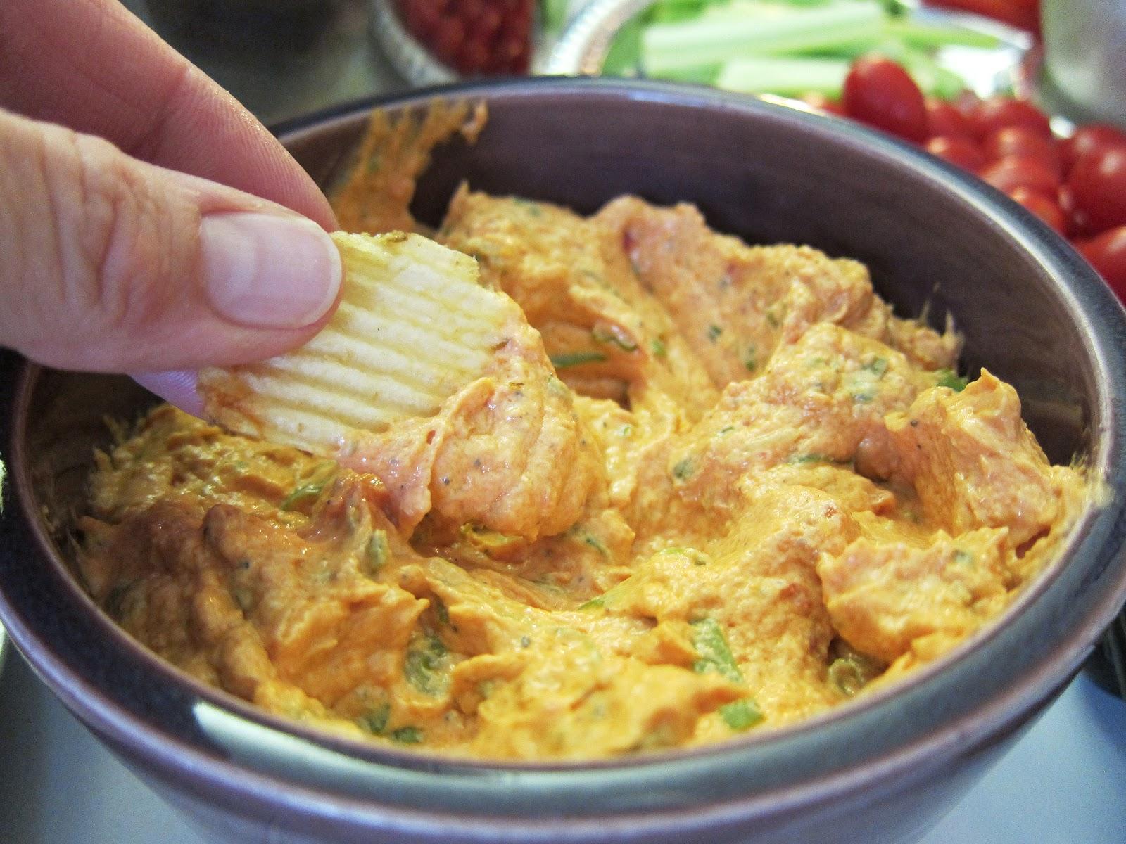 Bloatal Recall: Sun-Dried Tomato Dip