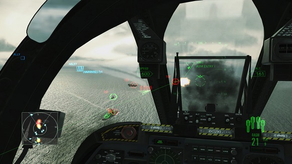 Download Ace Combat Assault Horizon [Full Version]