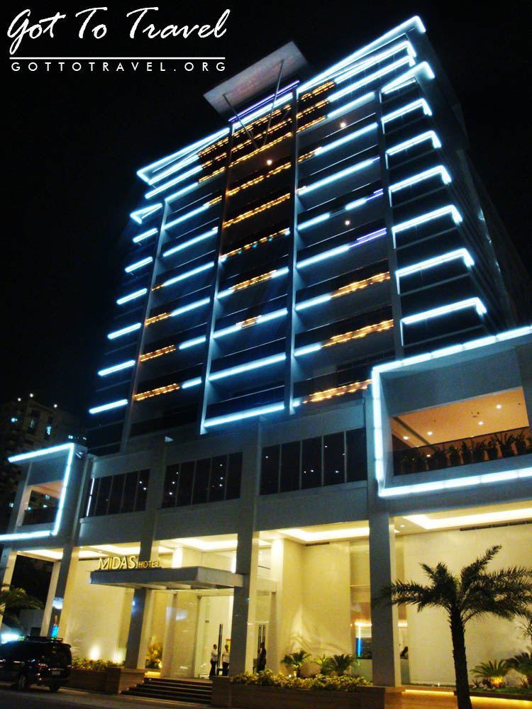 Casino hotel pasay