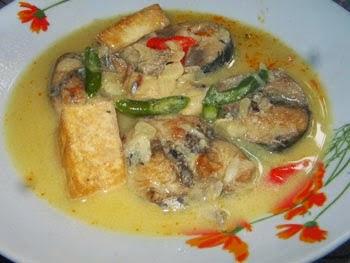 Resep Gulai Ikan Kayu
