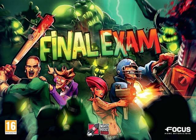 Final exam Full Game for PC