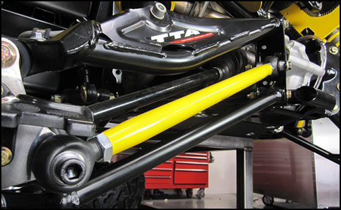 Turnkey Utv Can Am Maverick Rear Radius Rod Kit Utv Guide
