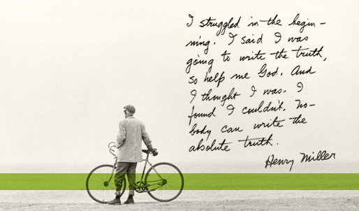 Henry Miller Quotes and Sayings