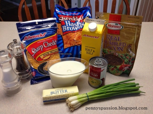 Penny 39 s passion recipe sharing loaded potato soup for 6 tablespoons butter