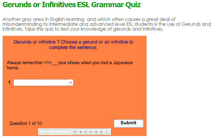 http://www.englishmedialab.com/Quizzes/advanced/gerunds%20or%20infinitives%201.htm
