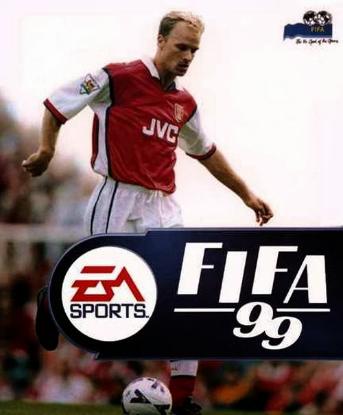 FIFA 99 PC Game Cover