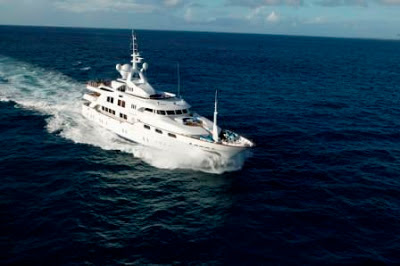Chartering Yachts