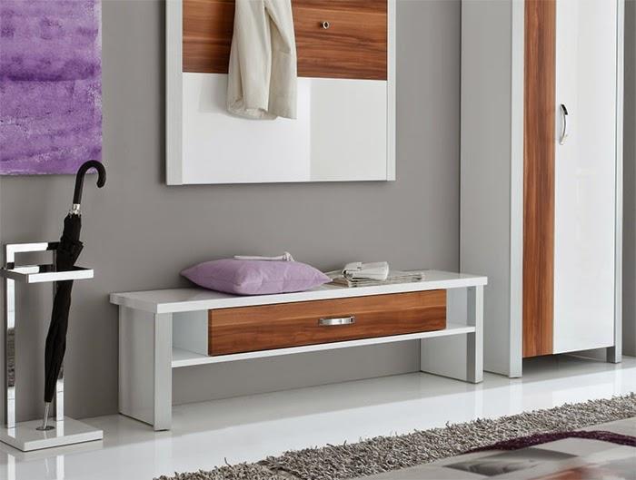 stylish gloss white shoe storage cabinet ideas for modern hallway