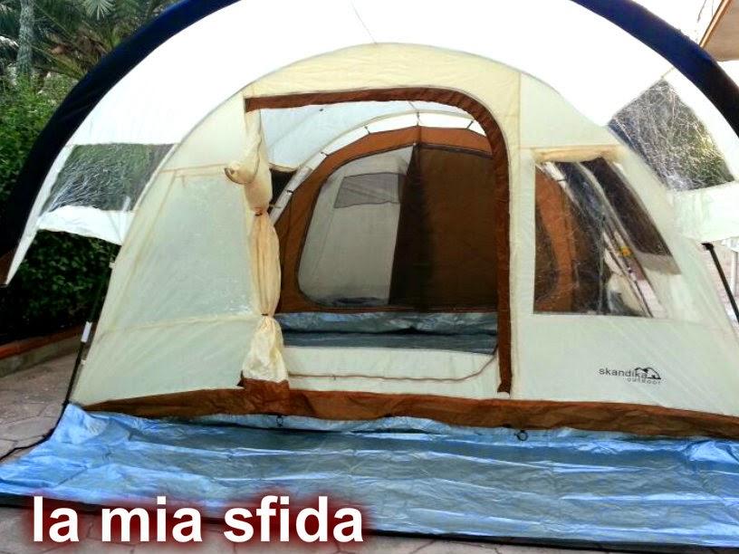 Skandika Zelt Kairo 6 : La mia sfida vacanza in campeggio con maxtrader