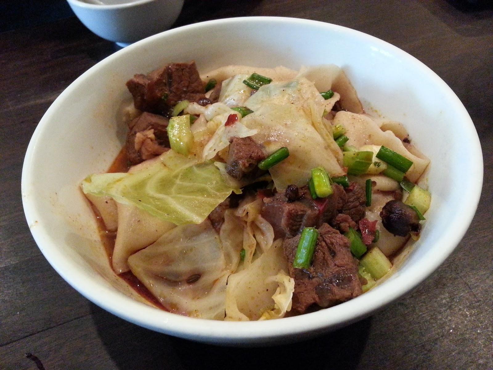 Eat Noodles Love Noodles June 2013