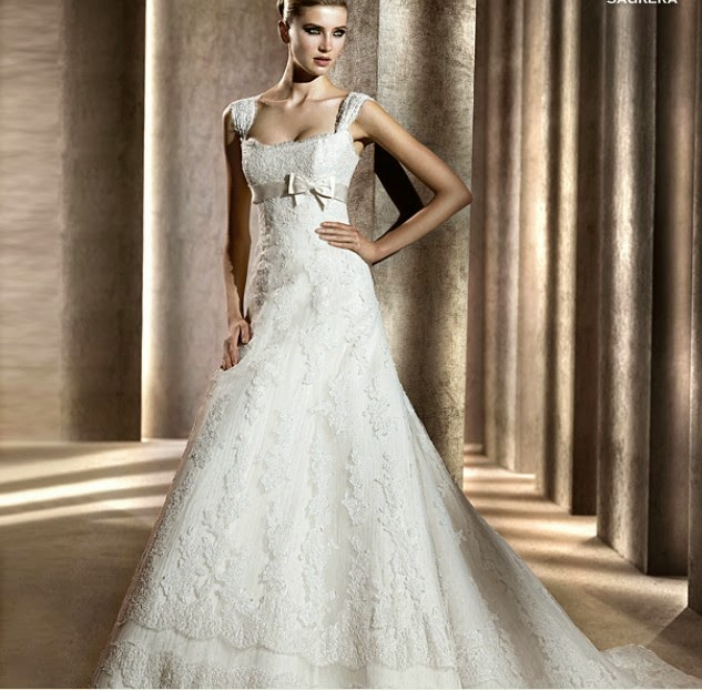 Designer dresses best dresses from all around the world for Best lace wedding dress designers