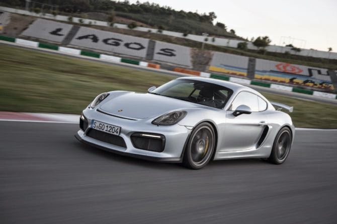2016 Porsche Cayman GT4 Review, Specs and Price
