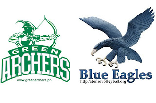 Junior Archers trip Blue Eaglets