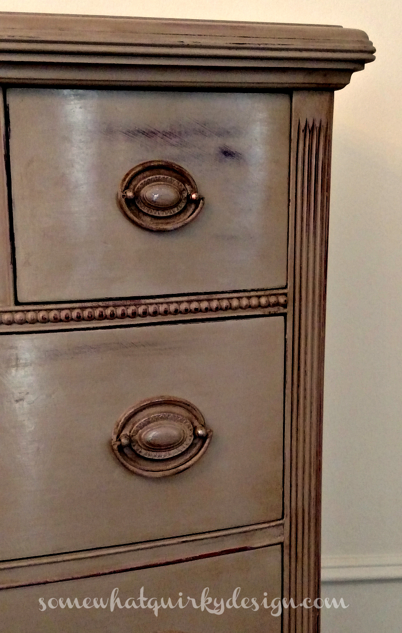 I Came Across Some Pictures Of The Highboy Chest That Was Painted To Match Dresser Before Christmas