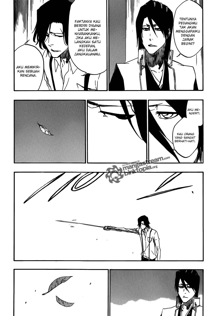 Page03 Bleach 468   Raid as Blade