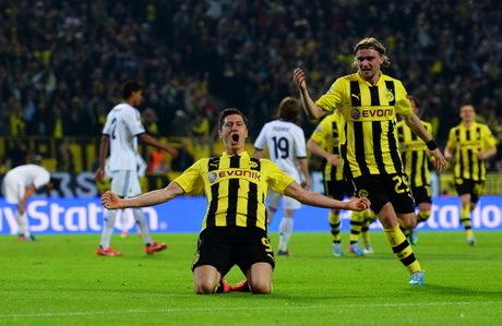Hasil Borusia Dortmund VS Madrid Tadi malam