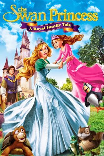 The Swan Princess: A Royal Family Tale (DVDRip Español Latino) (2014)
