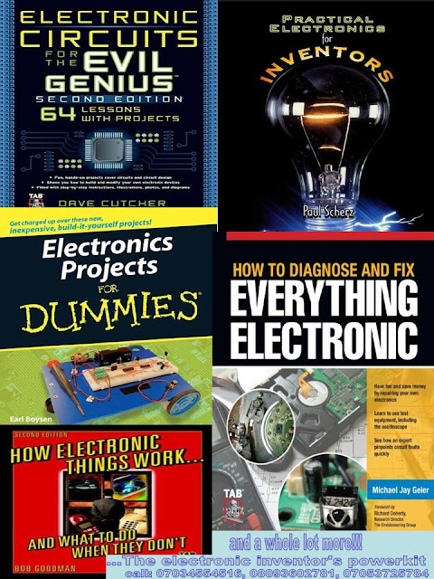 the electronic inventors powerkit