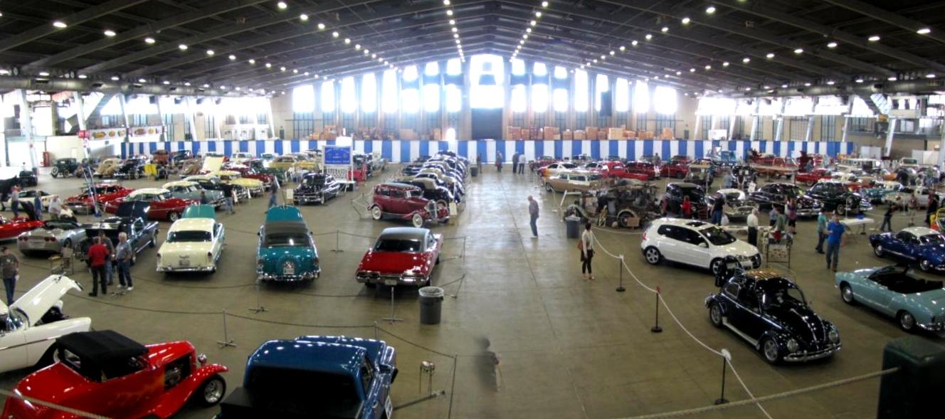 Tulsa Gentleman: Macro Monday - Tulsa Car Show - Boxster