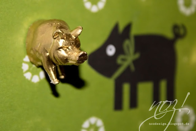 Upcycling - plastic toy animals
