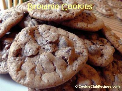 Brownie Cookies Recipe by CookieClubRecipes