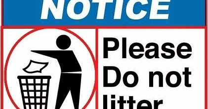 Jangan Buang Sampah Sembarangan Dalam Bahasa Inggris Cara