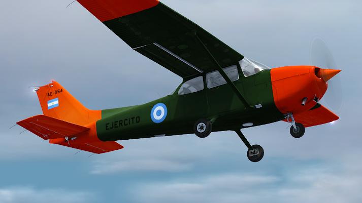 Cessna T-41 Ejercito Argentino