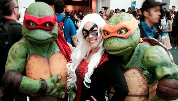 Mejores cosplays de la San Diego Comic Con 2014