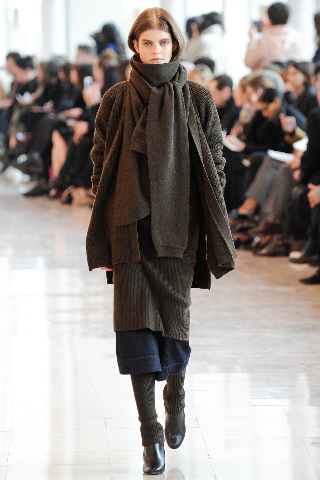 Christophe Lemaire Fall/Winter 2014