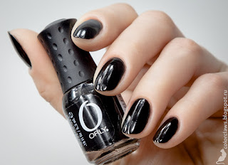 Orly Black Out
