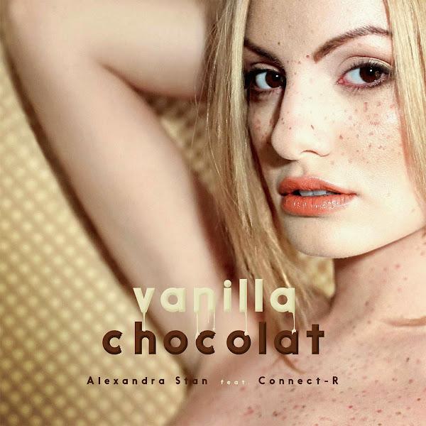 Alexandra Stan – VANILLA CHOCOLAT FEAT. CONNECT-R – Single Cover