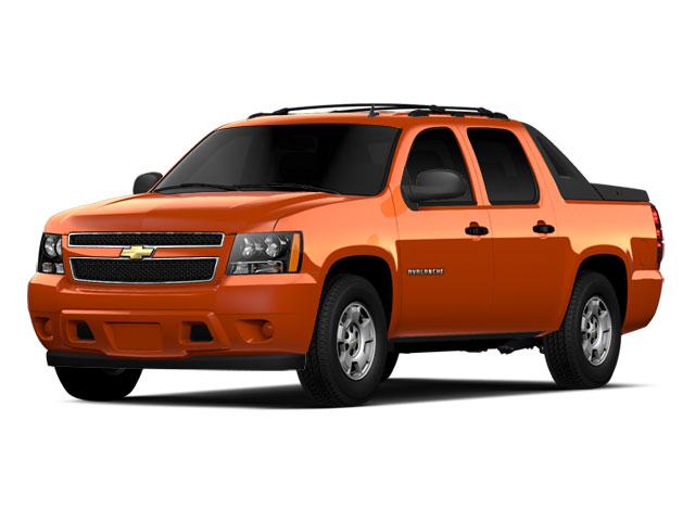 2011 chevrolet avalanche ls crew cab pickup. Black Bedroom Furniture Sets. Home Design Ideas