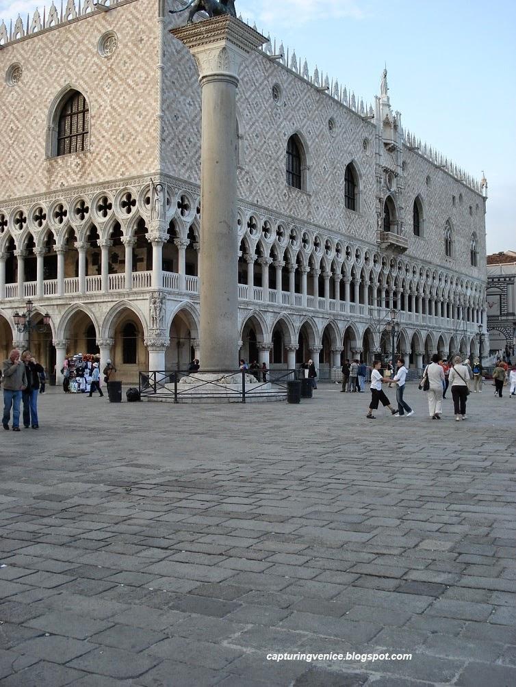 Palazzo Ducale Venice capturingvenice.blogspot.com