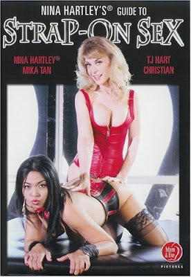 sex with strapon toys with Nina Hartley