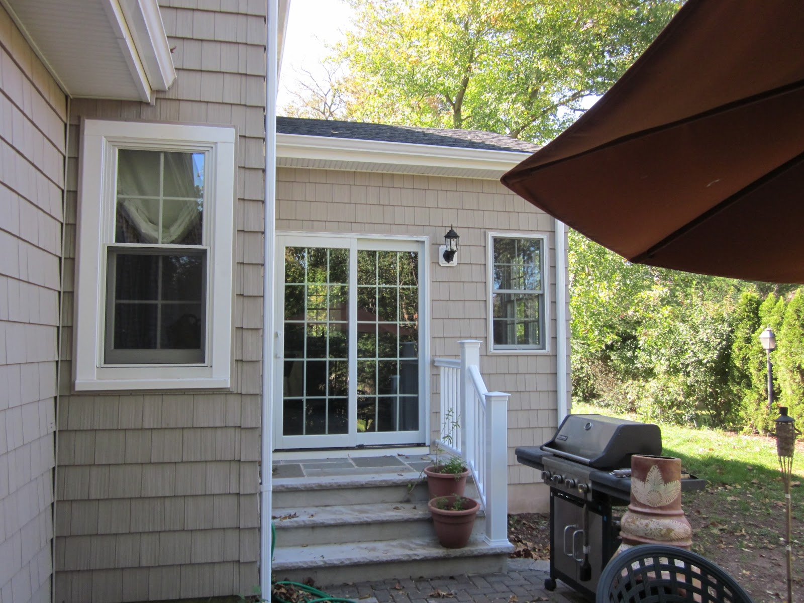 Robie j wood architect cape cod transformation in for Cape cod second floor addition