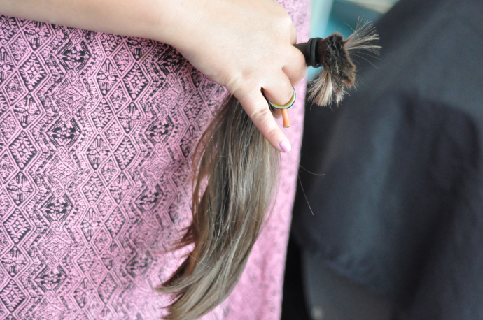 donating to locks of love