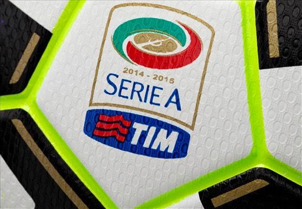 Klasemen Liga Serie A Italia 2014-2015