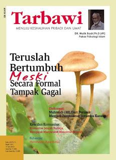 cara berlangganan majalah tarbawi