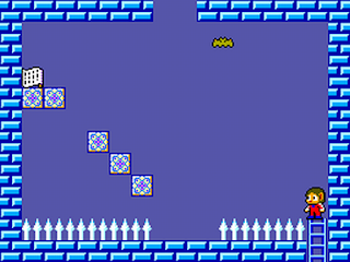 La fin d'Alex Kidd in Miracle World