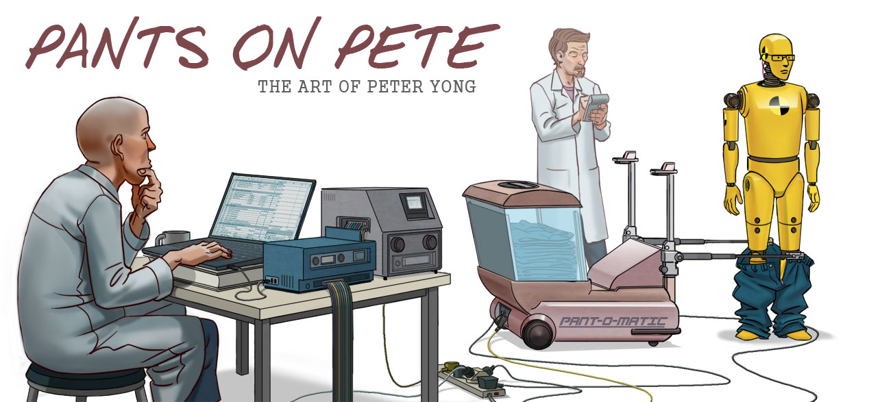 Pants on Pete