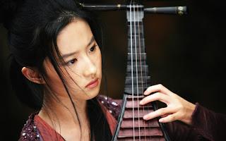 Crystal Liu Yi Fei (劉亦菲) Wallpaper HD