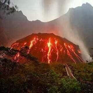 Status Aktifitas Gunung Kelud Kediri Jawa Timur Terbaru