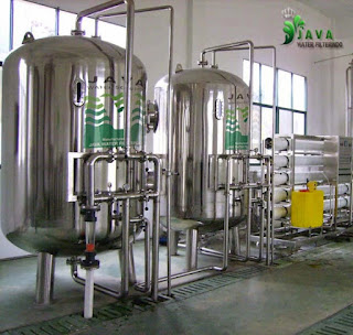 Filter Air Java Stainless Steel
