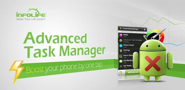 Advanced Task Manager Pro v3.0.4 APK