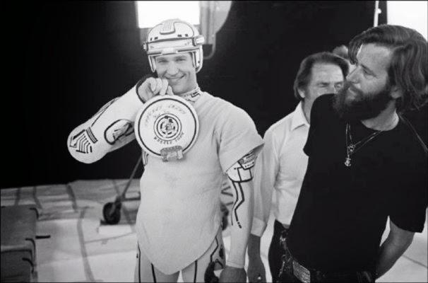 Tron, la película detras de las cámaras