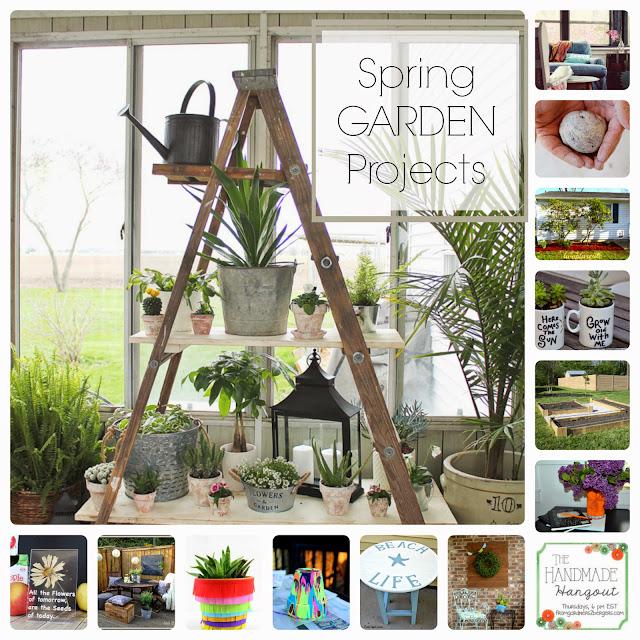 Spring Garden Features