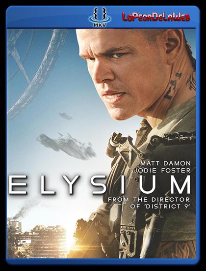 Elysium 1080p HD Español  - Latino  Dual [MEGA]