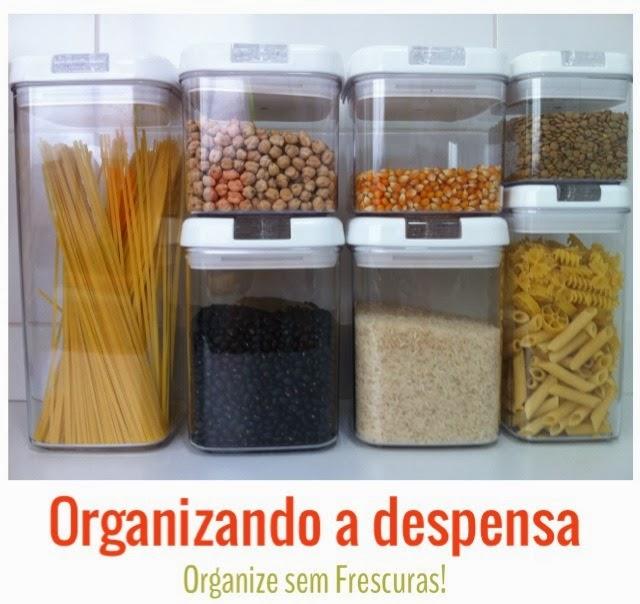 Coisa minha casa organizando sua despensa - Armarios para despensa ...