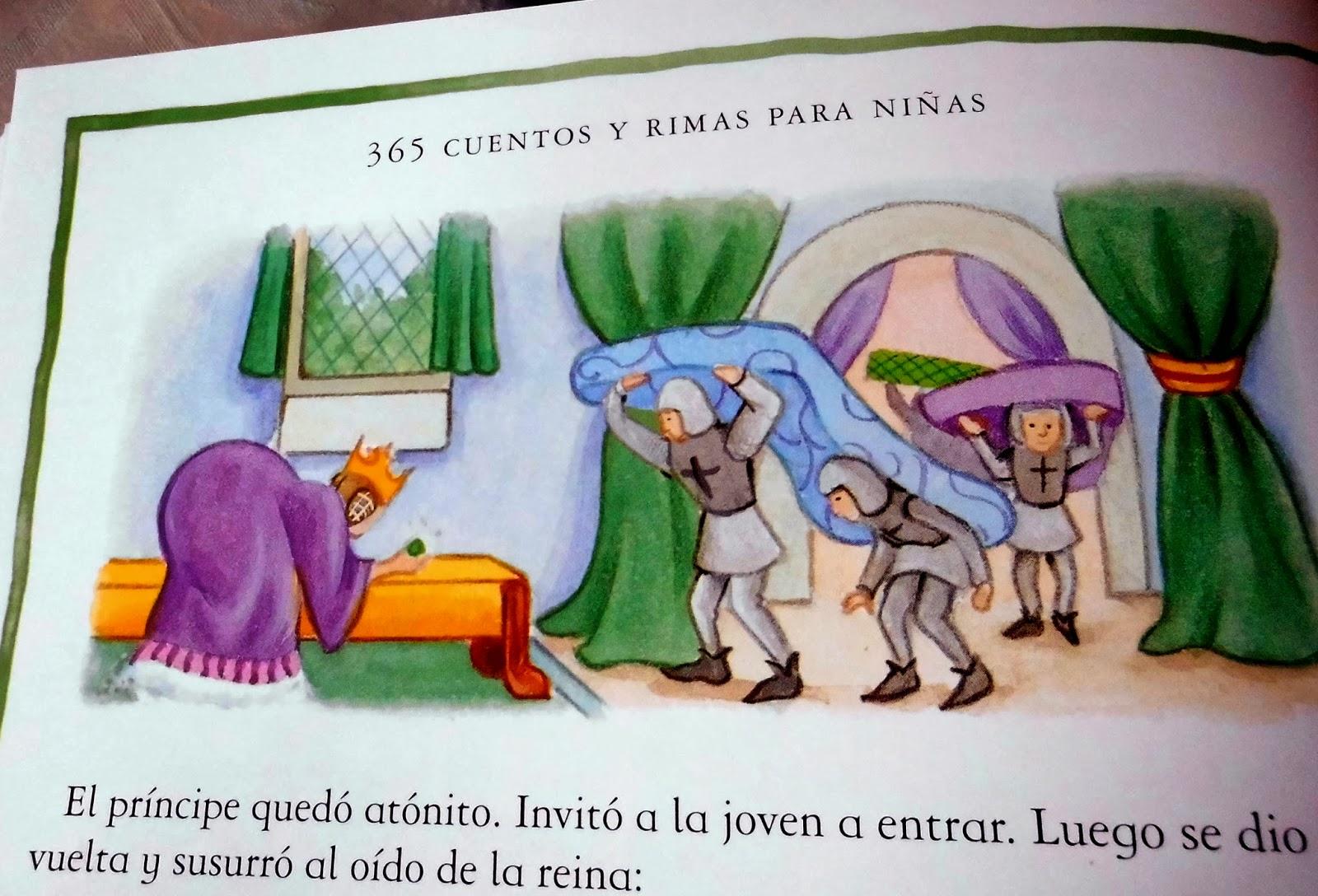 Ilustraciones de Cuentos Infantiles