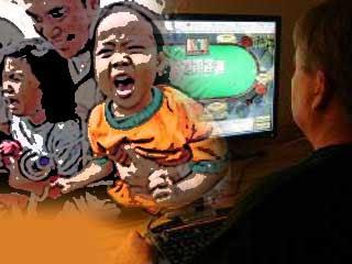 Kecanduan Game Online, Pasutri Jual Tiga Anaknya